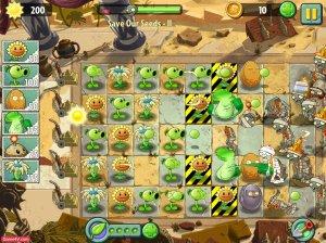 games-vui-nhon-Plants vs. Zombies 2